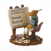 Norman Rockwell Collection sign