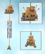 Forever Friends Wind Chime