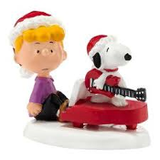Schroeder and Snoopy's Christmas Jam