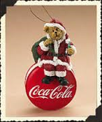 Coke Holiday ornament