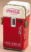 Coke Machine with Fizz