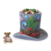 Klondike's Top Hat with Holly