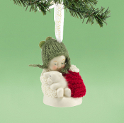 Snuggle With Me ornament
