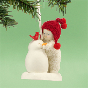 Wear This Snowman ornament