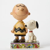 Charlie Brown and Snoopy Friendship