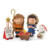 Peanuts the Christmas Pageant