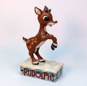 Rudolph Learning to Fly