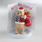 Merry Christmas from Pooh to You