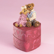 The Love Bears' Keepsake Box