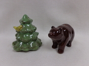 Holiday Home Salt and Pepper Shaker Set