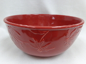 Cinnabar Serving Bowl