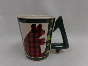 Mountain Pine Bear Mug
