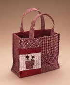 Amy's Patchwork Tote