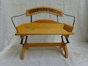 Buck Board Bench