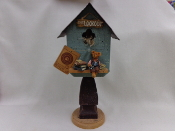 Audie Birdhouse