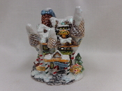 Kringle's Frosty Retreat Votive