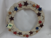 Heavenly Stars Wreath