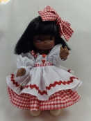 Name Your Own Doll - Black