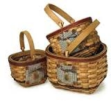 Camryn's Pear Patch Baskets