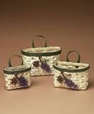 Chardonnay's Grape Harvest Baskets