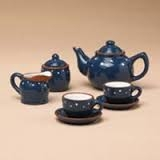 Star Spangled Tea Set